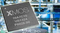 XMOS xCORE-Analog series of multicore microcontrollers