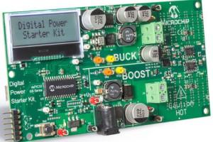 Microchip GS eval kit