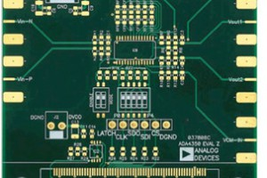 Analog Devices ADA4350 Evaluation Board