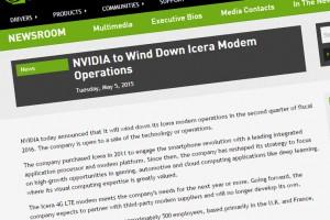 Nvidia winds down Icera