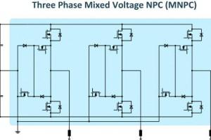 Rohm Vincotech MNPC topology
