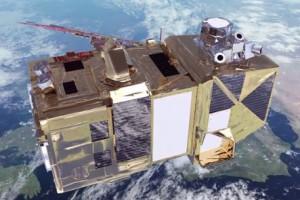 ESA Sentinel-2 satellite