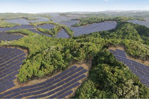 Impression of Kyocera Kanoya Osaki Solar Hills
