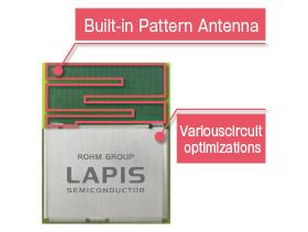 Lapis Bluetooth Insight SiP