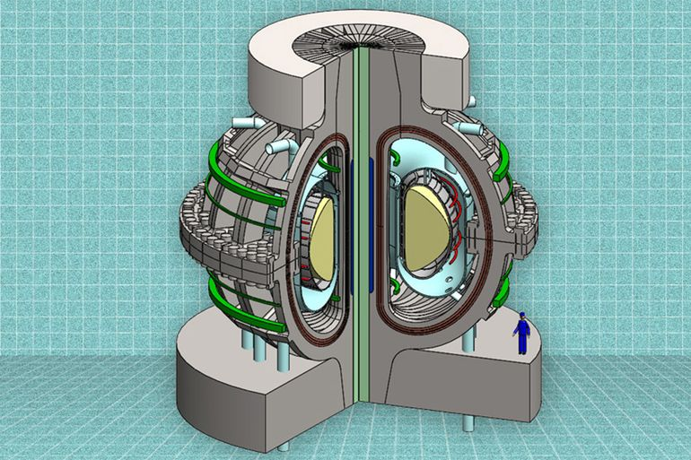 MIT refreshes fusion reactors with modern superconductors