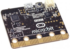 BBC Micro:bit - one million are to be manufactured for October