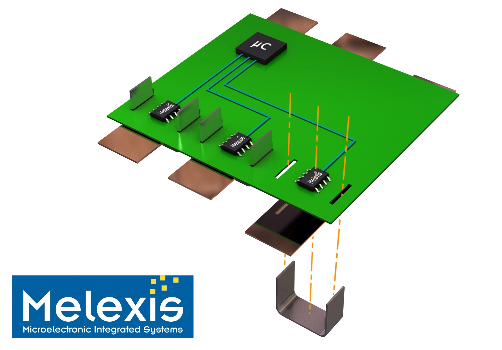 Melexis Introduces Elevated Current Version Of Its Hall Effect Sensors Sensor Wiring Diagram