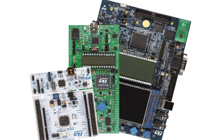ST creates ecosystem for STM32L4 ARM Cortex-M4 MCUs