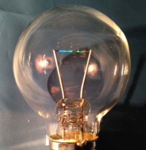 Wait.... Don't write off the incandescent light bulb