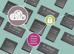 Infineon launches partner network for IoT security