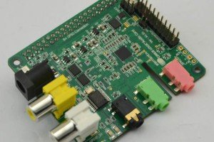 Cirrus audio Raspberry Pi