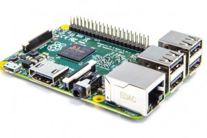 Raspberry Pi 2 side