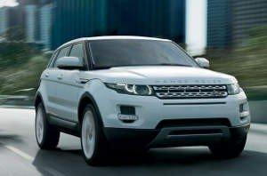 Jaguar Land Rover Evoque