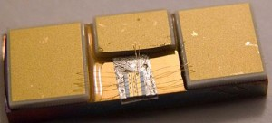 Leeds University - the most powerful terahertz laser chip