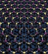 Graphene-Boron Nitride heterostructure - Dr Kostya Novoselov