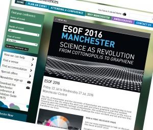 Manchester ESOF 2016