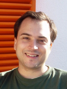 Dr Henrique Araujo from Imperial's Department of Physics