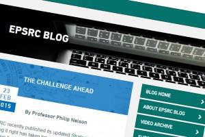 EPSRC blog