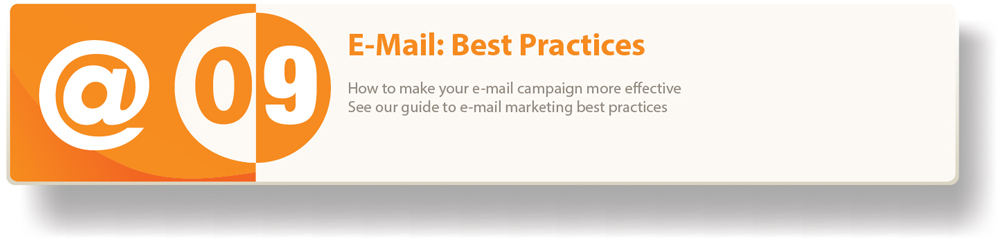 Email best practice