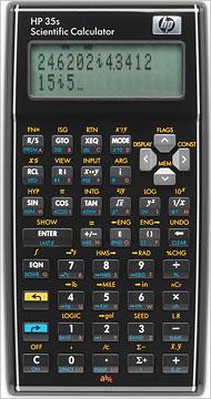 A New Hp Calculator For Rpn Nerds