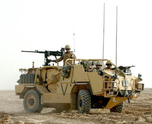 urgent operational requirements for combat vehicles must embrace emc