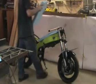 Ion Electric Bike Jpg