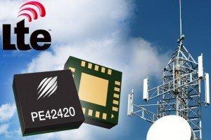 Peregrine LTE chip