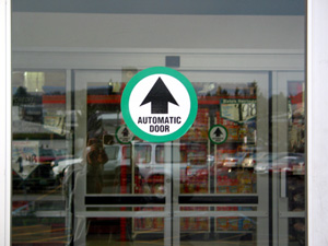 Automatic Door Design Is No Open And Shut Case