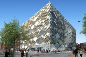 University of Sheffield - new Faculty of Engineering development