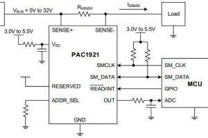 Microchip PAC1921