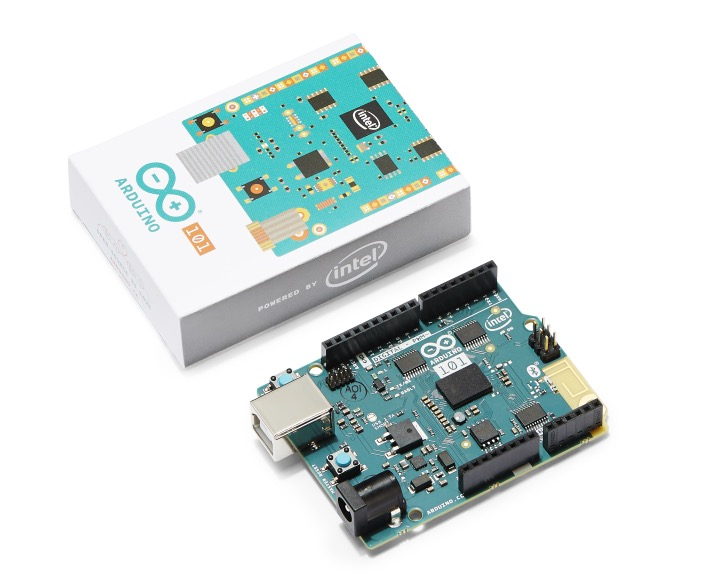Intel and Arduino power up the maker community