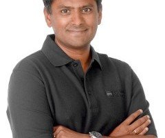 Paramesh Gopi, CEO Applied Micro