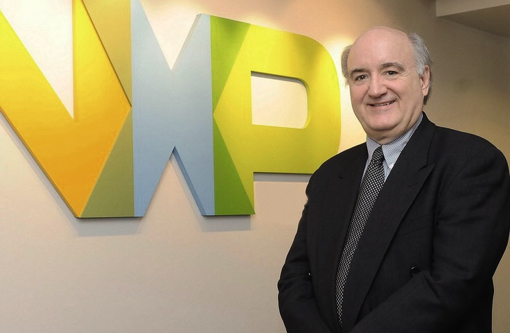 Institutional investors now have $33.58 billion stake in NXP Semiconductors NV (NXPI)