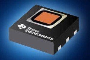 Mouser TI HDC1050 humitidy temp sensor