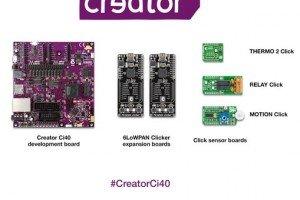 creator ci40 iot kit