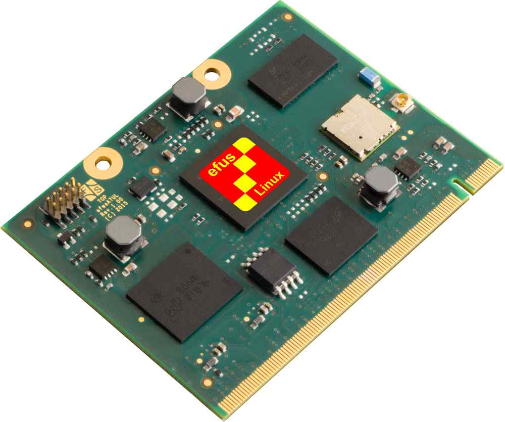 Freescale Cortex A7 Module Is Designed For Easy Plug In