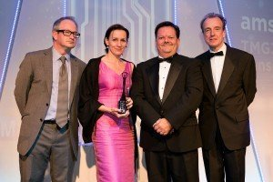 Semiconductor Product of the Year - Analogue - ams