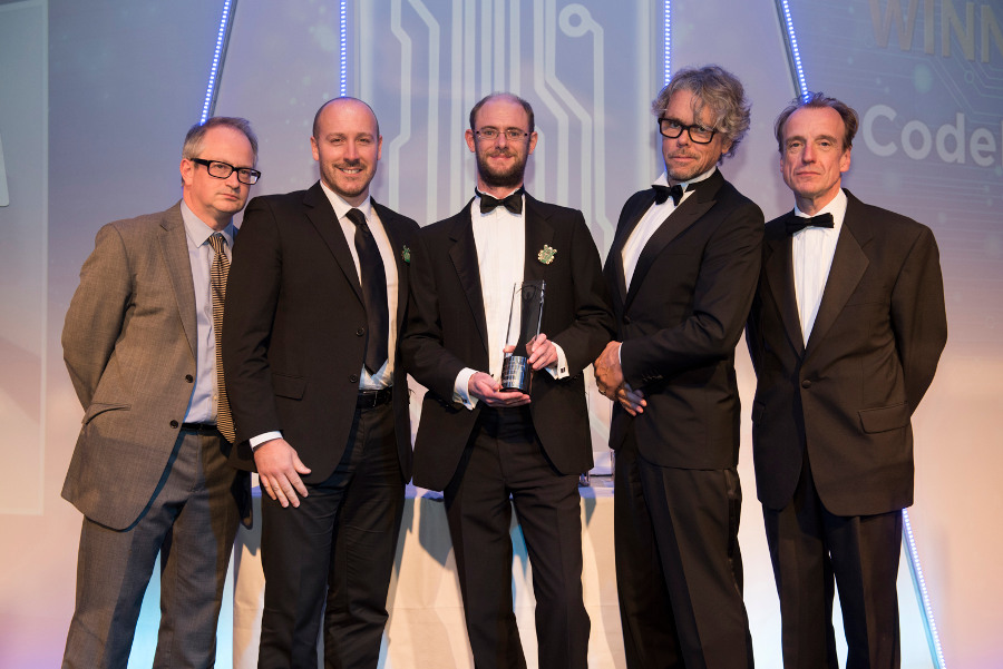 Headline image for CodeBug Wins Elektra Consumer Product of the Year!