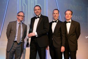 Design Team of the Year - Peratech