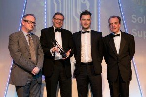 Distributor of the Year - Solid State Supplies
