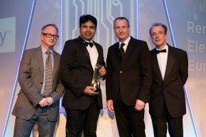 Internet of Things Product Innovation Award - Renesas Electronics Europe