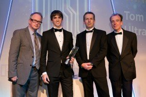 Rising Star New Engineer of the Year - Tom Carter