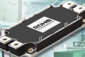 Rohm SiC BSM300D12P2E001