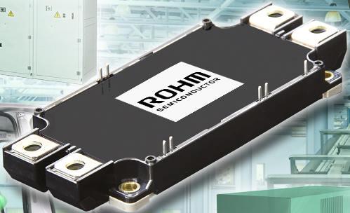 Rohm Cuts Inductance In Sic Power Module
