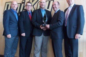 Harwin - Digi-Key named Global distributor of the year