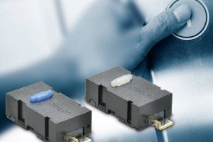 Omron D2LS miniature switch