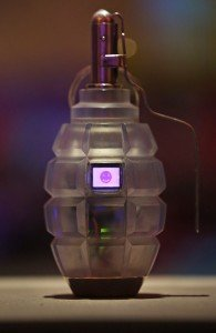 Transparancy Grenade - Big Bang Data