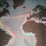Bing Bang Data - Submarine cables map