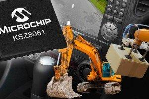 Microchip KSZ8061 Ethernet