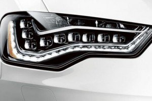 Linear Tech headlight